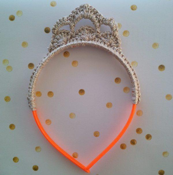 Tiara Kroontje Haken Voor Koningsdag Voor De Draad